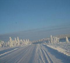 Siberian Hwy
